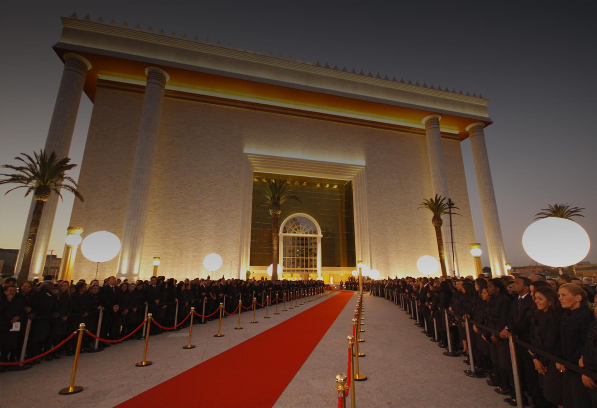 O templo de Salomão